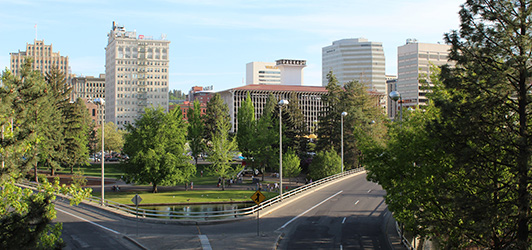 Picture of the City of Spokane